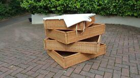Ikea Underbed Storage Baskets