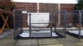 Crufts Freedom 700 Puppy Play Pen.