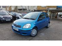2004 Toyota Yaris 1.0 VVT-i T3 3dr / 2 OWNERS / HPI - CLEAR
