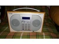 PURE Evoke 2xt digital radio