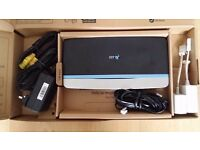 BT home hub 5 with all accessories