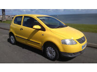 VOLKSWAGEN URBAN FOX 1.4**67,000 MILES**12 MONTHS M.O.T.**F.S.H.**EXCELLENT CONDITION**£1650ono**