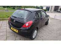 CORSA BLACK 58 2008 1LITRE SMALL ENGINE VERY LOW MILEAGE 60K FULL YEAR MOT NEW TYRES GOOD TO GO