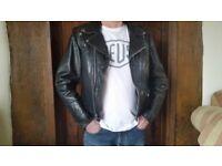Vintage leather biker jacket - Schott Perfecto