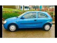 Vauxhall Corsa ELEGANCE 1 Litre, 10 Months MOT, 87000 MILES