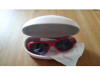 Gant Sports Sunglasses with case.