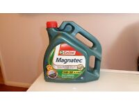 CASTROL MAGNATEC FULLY SYNTHETIC 5W30 A3/B4 ENGINE OIL 4 LITRES