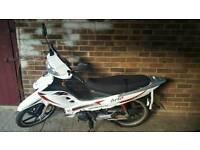 Nipponia brio 125cc