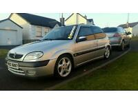 2003 Citroen saxo vtr 1.6 8v 100bhp not golf, civic, bora, jetta, a4