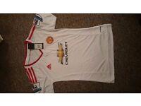 adidas Manchester United Away Shirt 2015 2016