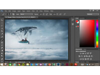 PHOTOSHOP CC 2017 for MAC or PC