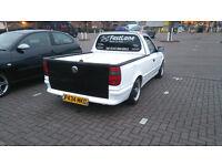 Caddy Pickup MK2