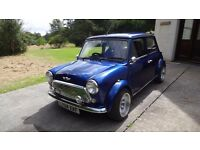 Rover Mini Tahiti Manual 1275cc (Petrol)
