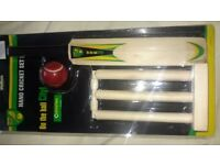 Norwich City Football Nano Cricket Set. NEW