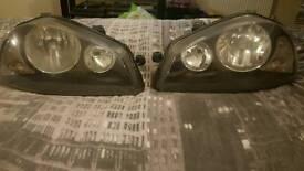 Seat arosa head lights