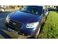 Hyundai santa fe diesel 2.2 car for sale 7 seat
