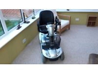 invacare Leo mobility scooter 7 months old