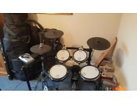 Roland TD15 electronic drum kit