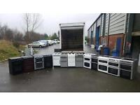 Selection of fully reconditioned cookers,6 months warranty & pat test £125-£180