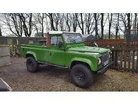 Landrover 110 defender NO VAT