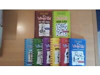 Diary of a Wimpy Kid book selection