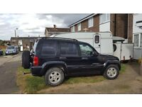 2003 Jeep Cherokee, Automatic, Black