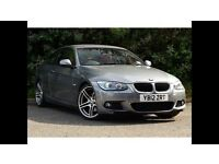 **BMW 320d M SPORT COUPE**