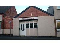 Light Industrial/Workshop/Studio/Office Unit to Let. Approx 1250 Sq ft Ground Floor