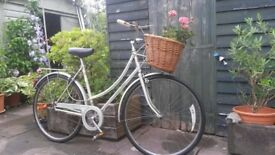 Raleigh Caprice. Traditional style ladies bike in good condition and serviced.