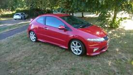 Honda civic type r 2010 very low mileage