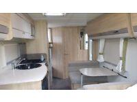 2016 Elddis Avante 576 (6 berth)+ Full Dorema Awning + Motor Mover