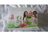 Calypso double breast pump only used for 10 days.