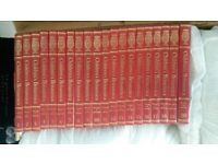 CHILDREN'S-ENCYCLOPEDIA-BRITANNICA 20 VOLUME-SET-EXCELLENT-CONDITION-BARGAIN