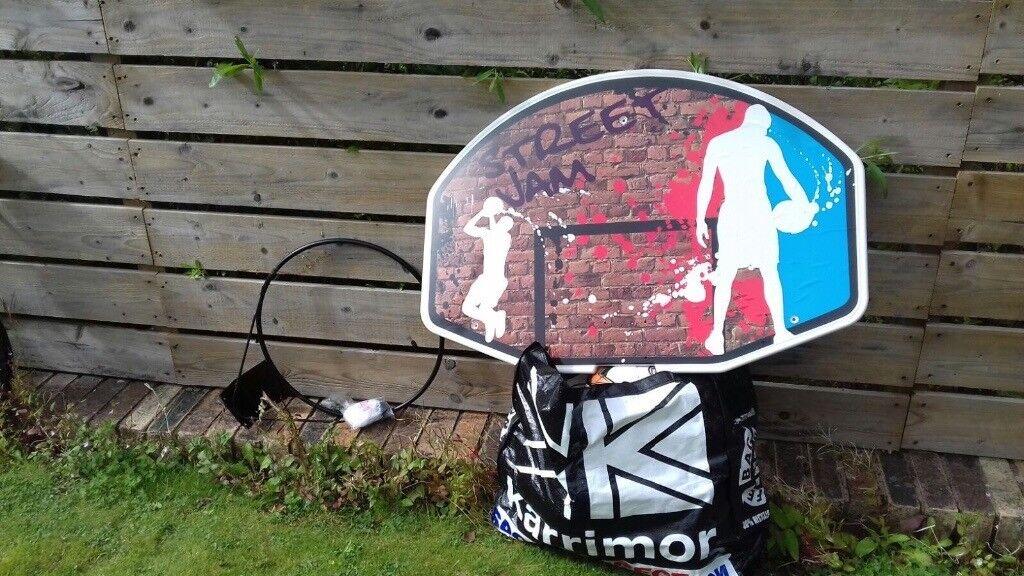 Basket ball equipment