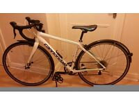 Cannondale synapse women Bicycle '15 White 48CM