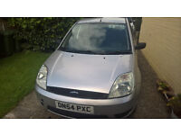 2005 Ford Fiesta LX Quick Sale