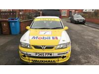 Vauxhall vectra super touring 2.5 v6 gsi btcc