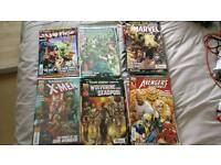 Marvel & DC Comic Bundle - 57 comics