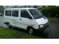 Renault traffic day van