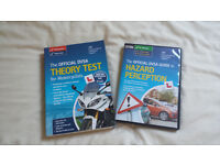 Official DVSA theory test (motorcycles) and Hazard perception