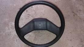 Mk2 Golf Steering Wheel