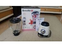 BREVILLE PICK & MIX GLASS BLENDER/SMOOTHIE MAKER