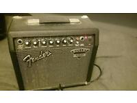 fender bullet 150 amp (with power cable)
