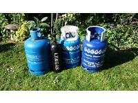 Gas cylinders - pre used/empty