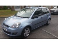 1.2FORD FIESTA PETROL MANUAL 48000 MILES MOT 24/07/16 HISTORY 12 MONTH AA COVER 3 MONTH WARRANTY