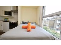 Beautiful New Style Studio Flat in Queen's Park (bakerloo line/zone 2)