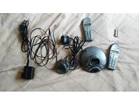 BT Digital cordless phones – twin set with answering machine