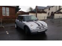 MINI ONE 04 PLATE FOR SALE £1700 ONO