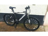 challenge mantis front suspension mountain bike