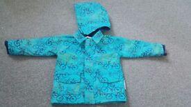 Boys 'ted baker' style coat
